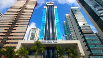 Hotel Atlante Plaza – Recife, PE